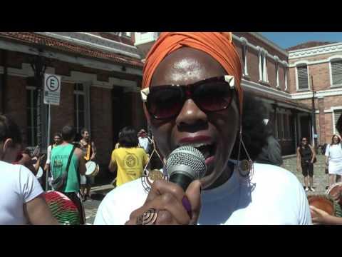 Marcha Zumbi dos Palmares - Campinas - 2016 - Ninguem Nasce Racista!