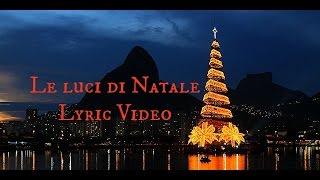 883: Le luci di Natale (Lyric Video)