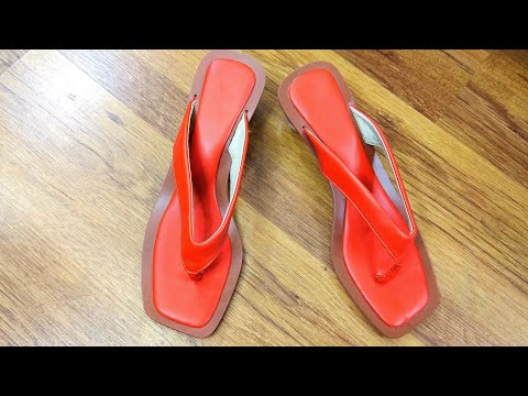 Модные дизайнерские шлепанцы Eilyken / Fashion Designer Eilyken Slippers