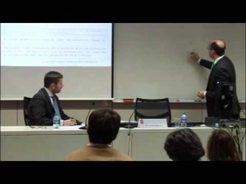 Veure vídeoIRPF y discapacidad por Javier Asensio (Cuatrecasas Gonçalves Pereira)