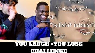 BTS ''You Laugh = You Lose'' Challenge (BTS REACTION) [TRY NOT TO LAUGH CHALLENGE]