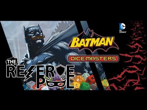 Dice Masters: Batman Flip Out!