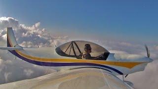 Flight into Oshkosh AirVenture