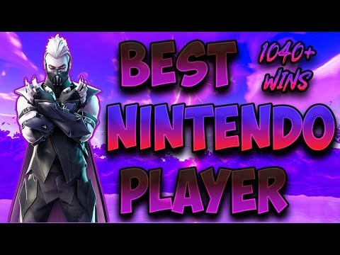 Fortnite Best Nintendo Switch Player 1000+ Wins! (Solos and Duos with Members!)