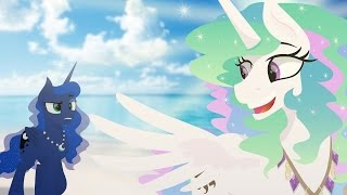 "Princess Celestia Sings ""You're Welcome"" from Disney's Moana"