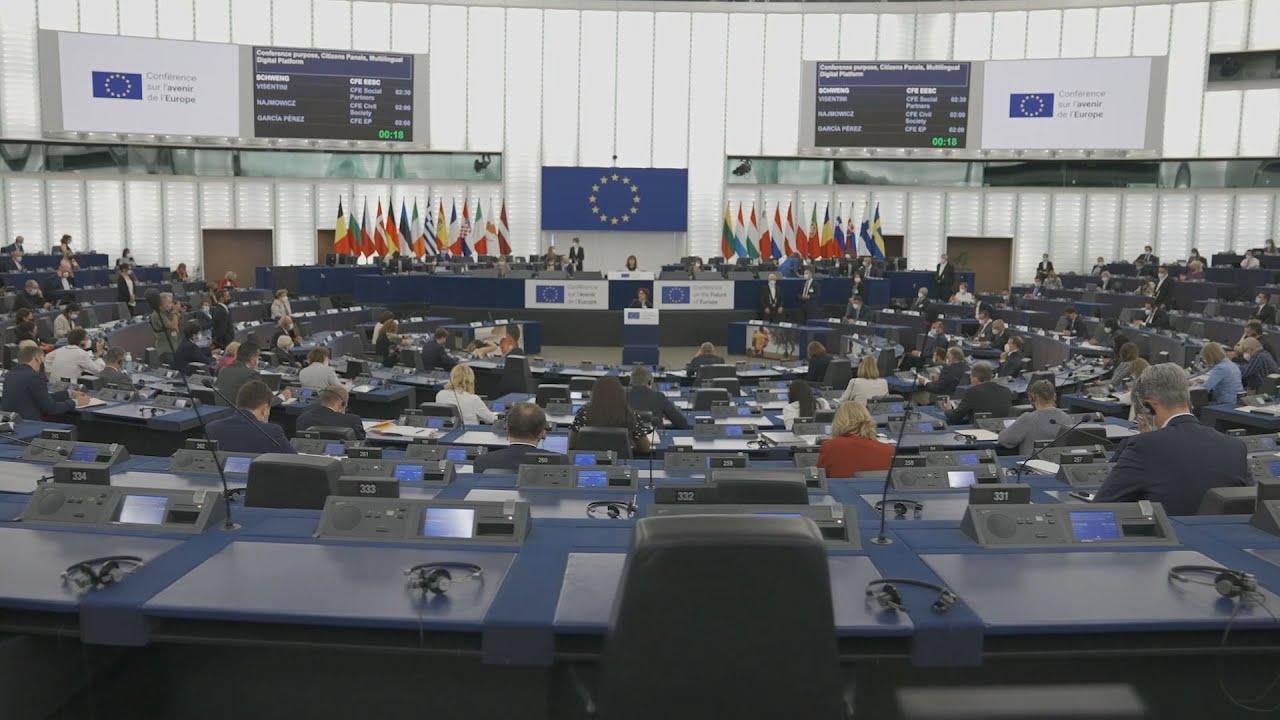 Το μέλλον είναι στα χέρια σου – Διάσκεψη για το Μέλλον της Ευρώπης