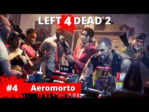 Left 4 Dead 2 - #4 Aeromorto (ft.@VandoWalkthroughs ) | Gameplay PC em PT-BR