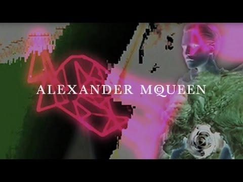 VIDEOFASHION   Alexander McQueen Inverno 2012
