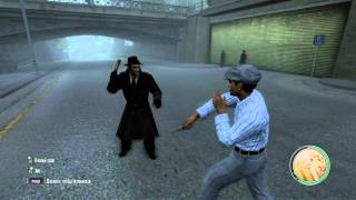 "Mafia 2 DLC ""Back in business"" Knife, bat"
