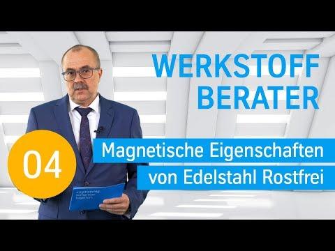 Magnetische Eigenschaften von Edelstahl Rostfrei | Der Werkstoff Berater von thyssenkrupp