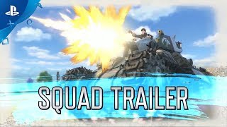 Valkyria Chronicles 4 - Squad E Reporting for Duty | PS4
