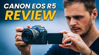 Canon R5 Review Deutsch