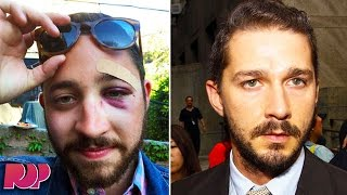 Man Punched Because He Looked Exactly Like Shia LaBeouf