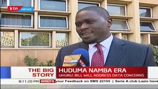 Why the government is insisting on Huduma Namba for every Kenyan | THE BIG STORY
