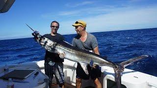 Рыбалка с берега в мексике