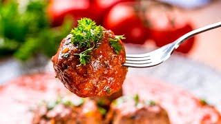 Тефтели. 3 Рецепта для тех кто знает толк в еде от Всегда Вкусно!