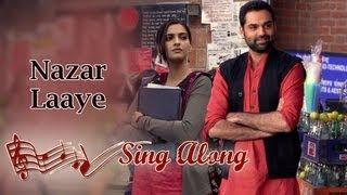 Nazar Laaye   Full Song with Lyrics   Raanjhanaa - YouTube