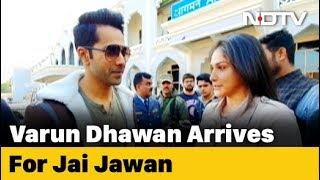 Jai Jawan: Varun Dhawan Excited About Republic Day