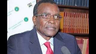 CJ David Maraga dismisses a letter alleging judges were instructed to participate in the swearing-in