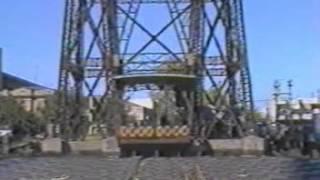 preview picture of video 'Dos Puentes Nicolás Avellaneda, entre La Boca y la provincia de Buenos Aires'