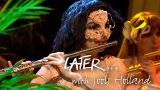 (First TV performance in 8 years) Björk - Courtship on Later... with Jools - Video Youtube