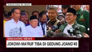Download Video FULL - Pidato Deklarasi Paslon Jokowi-Ma'ruf Sebelum Mendaftar ke KPU MP3 3GP MP4