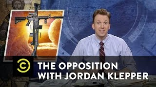 Jesus Take The Wheel: High-Capacity Divine Intervention - The Opposition w/ Jordan Klepper