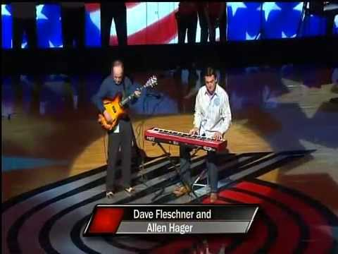 Hager/Fleschner Duo - National Anthem