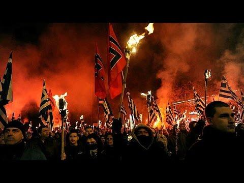 Αθήνα: Ταυτόχρονες πορείες Χρυσής Αυγής – αντιφασιστικών οργανώσεων για τα Ίμια