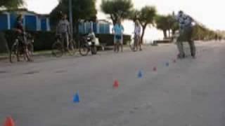 preview picture of video 'Slalom a Castiglione della Pescaia'