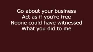Conchita Wurst - Rise Like A Phoenix (ESC 2014 Winner) Lyrics