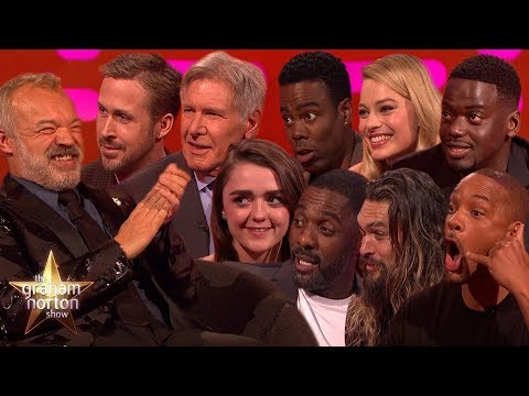 BEST OF SEASON 22 on The Graham Norton Show
