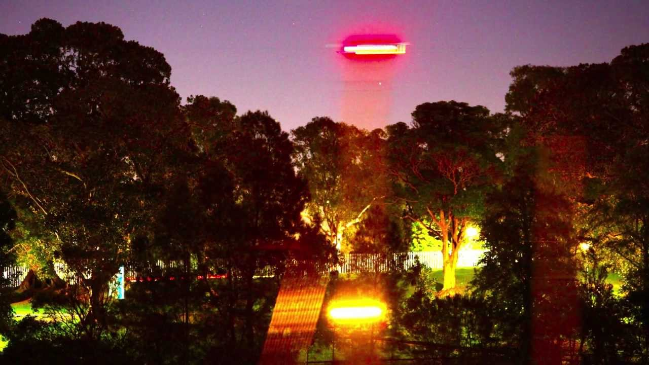 Did Russell Crowe Spot A UFO?