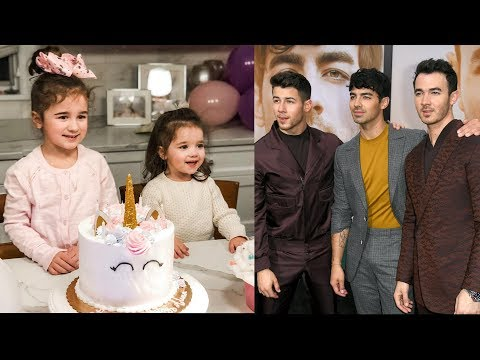 Kevin Jonas 5 Year Old Daughter Almost Leaked Bands Secret Reunion