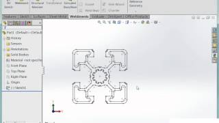 Creating Your Own SolidWorks Weldment Profiles