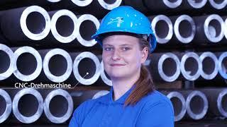 Anarbeitung von Stahl und Metall bei Klöckner