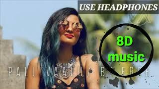 Bee-free (8Dsound)Pallivalu badravatakam song -Vidya vox