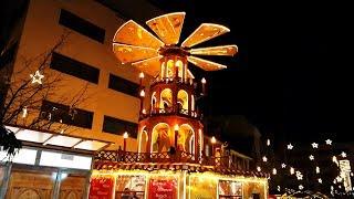 Weihnachtsmarkt Bregenz