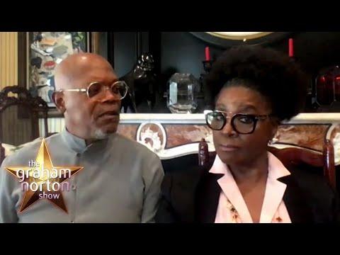 Jak se Samuel L. Jackson ženil - The Graham Norton Show