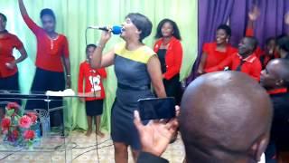 Hakuna Kama Wewe  Live At Praise City Limuru