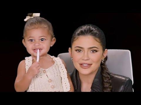 Stormi Reveals If She Loves Kylie Jenner Or Travis Scott More
