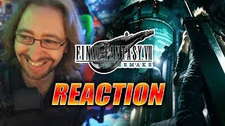 MAX REACTS: FF7R Release Date Trailer & Discussion