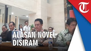 Tim Pakar: Kasus e-KTP hingga Wisma Atlet Berpotensi Serangan Balik terhadap Novel Baswedan