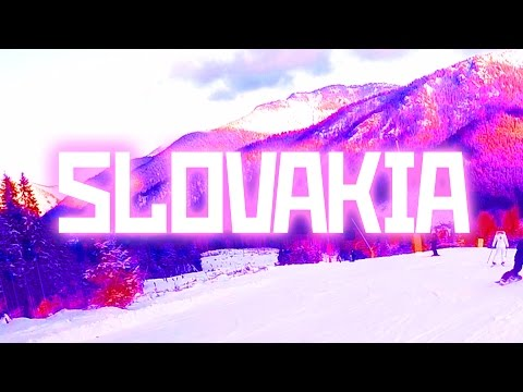 Cestování s Borisem: Slovensko