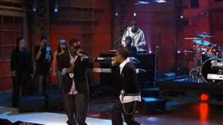 Bow Wow Feat. T-Pain - Outta My System Live at Jay Lennon