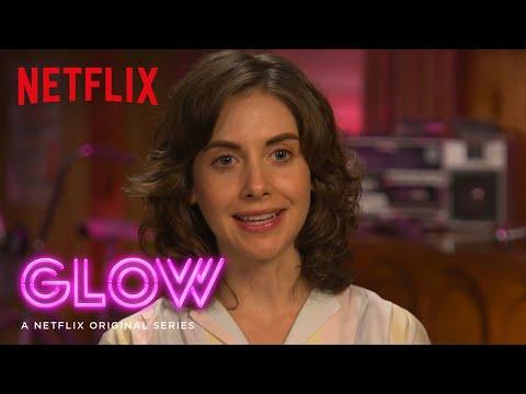 Video trailer för GLOW   Featurette   Netflix