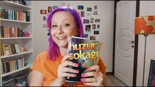 Huzur Sokağı Kitap İncelemesi - MİNİ ETEKLİ KIZLAR ÖLSÜN! B*k Gibi Book Reviews