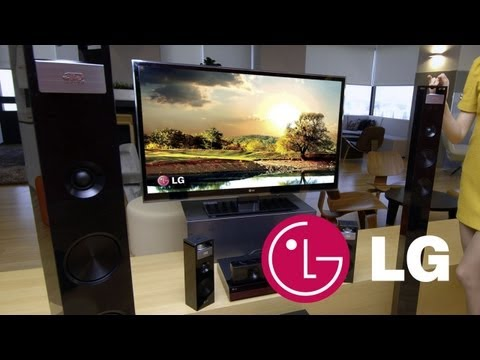 LG BH9420PW Home Theater in a Box Review. Will 48fps Ruin The Hobbit?