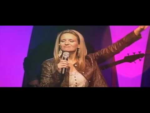 "Dana Pollard singing ""Love Rain Down"" at Harvest Church"