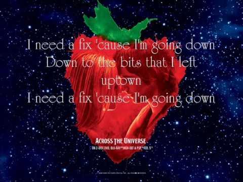 Happiness Is A Warm Gun Joe Anderson Ft Salma Hayek Lyrics Chords